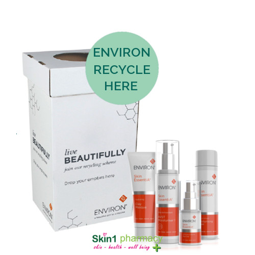 Recycle Environ Empty Containers