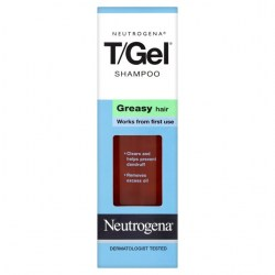 Neutrogena T/Gel Shampoo Greasy Hair 125ml