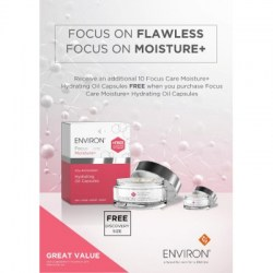 40 Environ Moisture+ Hydrating Oil Capsules for the price of 30