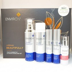 Celebrate Beautifully Youth Essentia Gift Set (C Quence 1 to 3 with Defence Creme)
