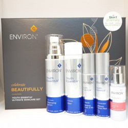 Celebrate Beautifully Youth Essentia Gift Set (C Quence Super4Plus with Defence Creme Plus)