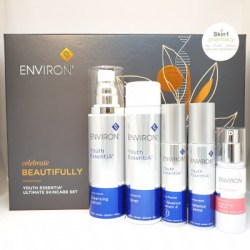 Celebrate Beautifully Youth Essentia Gift Set (C Quence 4 with Defence Creme)