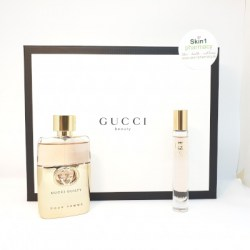 Gucci Guilty Femme EDP For Her Gift Set EDP 50ml Spray with 7.5ml Roll