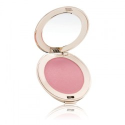 Jane Iredale Blush Clearly Pink (Bubble Gum Pink With Subtle Golden Shimmer)