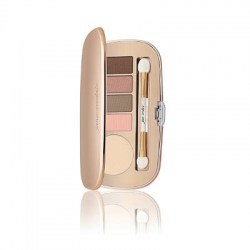 Jane Iredale Naturally Matte Eye Shadow Kit (Buttercream, Hush, Slate Brown, Eggplant, Fudge)