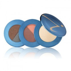Jane Iredale Eye Steppes Go Blue (Oyster, Rosy, Taupe, Swiss Chocolate and Smoke)