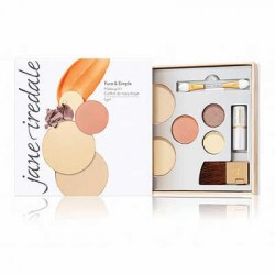 Jane Iredale Pure & Simple Make Up Kits LIGHT