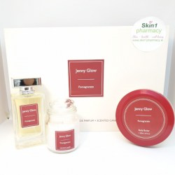 Jenny Glow Pomegranate Body Butter, Fragrance & Gift Set