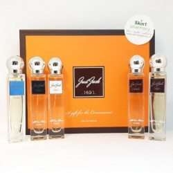 Just Jack EDP 30ml 5 Pieces (Neroli, Orchid Noir, Patchouli, Tobacco Leaf, Wild Orchid)