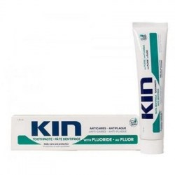 Kin Toothpaste with Aloe Vera 125ml