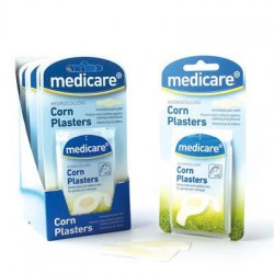 Medicare Hydrocolloids Corn Plasters (Pack of 6)