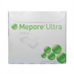 Mepore Ultra Waterproof Surgical Dressing 7x8cm (1 piece)