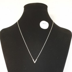 Sterling-Silver-V-Necklace