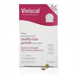 Viviscal Max Strength 180 Tablets