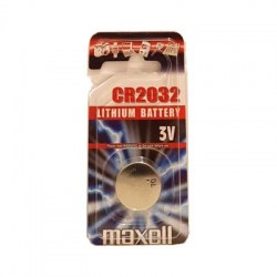Maxell CR2032 Battery