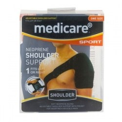 Medicare Sport Neoprene Shoulder Support One Size