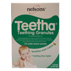 NELSONS TEETHING GRANULES