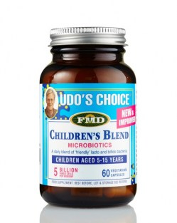 Udo's Choice® Children's Blend Microbiotic  60 Caps
